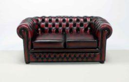 Bőr bútorok karbantartása és javítása
