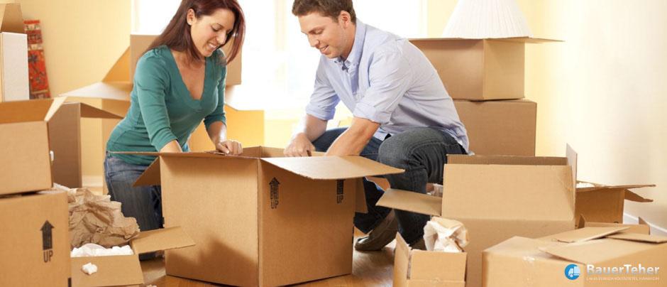 Gondoljon a költözésre új lehetőségként!