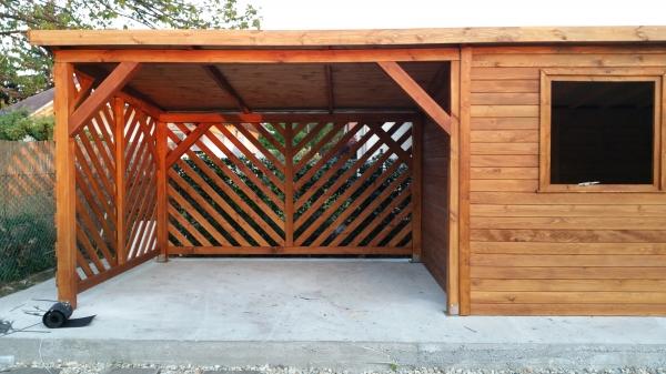 Tágas és elegáns kerti faházak kedvező árakon