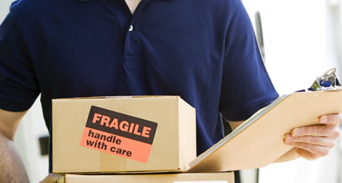 Pontos és biztosított csomagszállítás