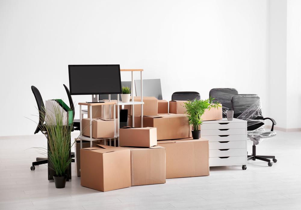 Költöztesse irodáját biztonságosan!