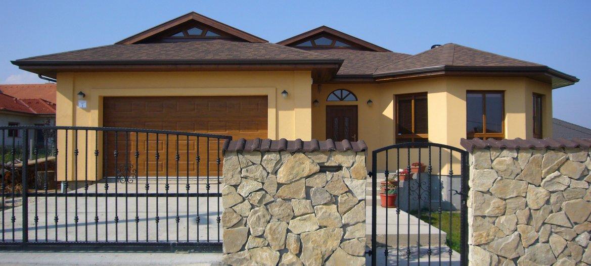 Könnyűszerkezetes házak kivitelezése gyorsan és olcsón!