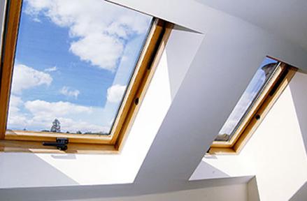 Tetőtéri ablakok, praktikusan!