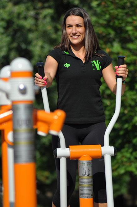 Fitnesz és sport parkok kiépítése hosszantartó garanciával