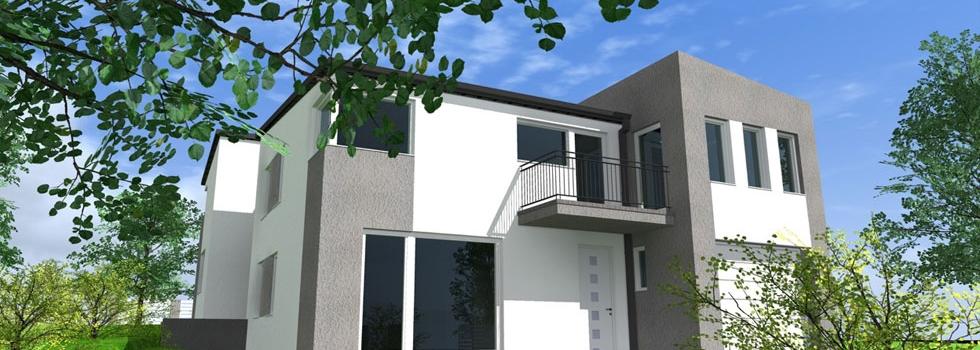 Modern házak, a legjobb kivitelezőtől!