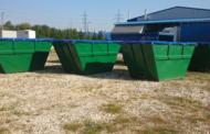 A környezetbarát konténer rakodás