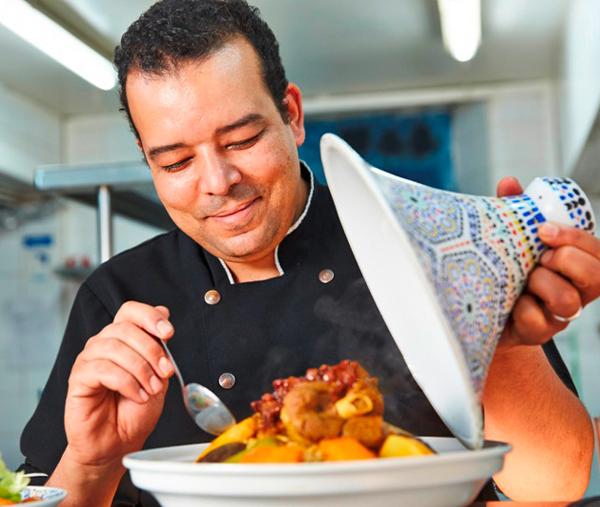 Ellenállhatatlan ízek az egzotikus Marokkót megidézve