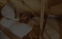 Profi purhab szigetelés családi házaknak, lapos tetőknek és csarnokoknak