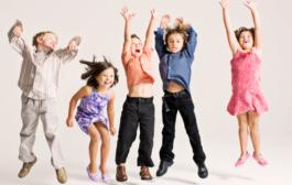 Divatos ruhák gyermekének