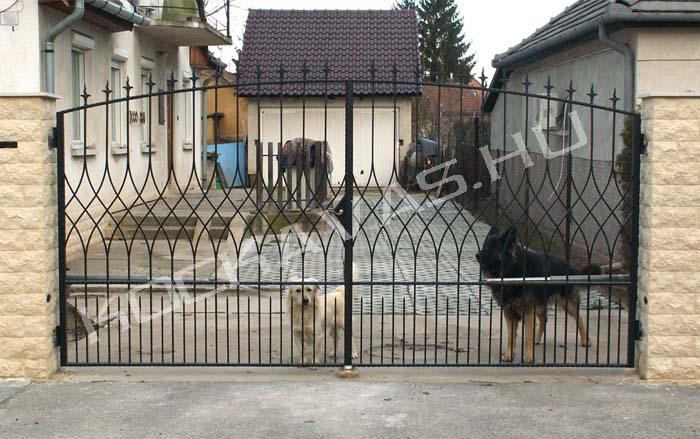 Különleges kerítéselemek lakatosok számára
