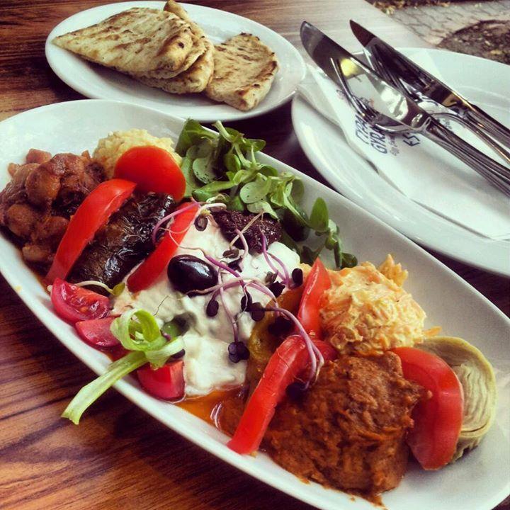 A görög konyha népszerűsége