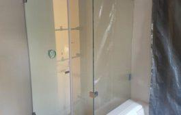 Rendkívül magas minőségű zuhanykabin időtálló edzett üvegből