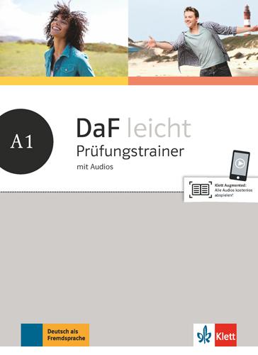 Naprakész kiadványok a sikeres német nyelvvizsgáért!