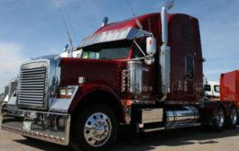 A teherjárművek megterhelése