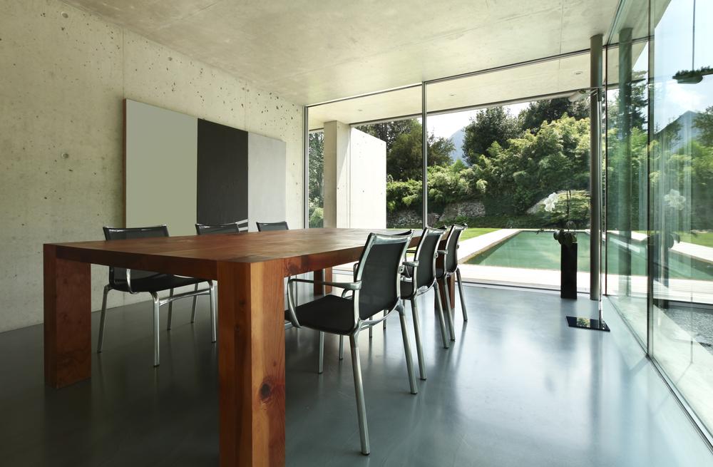 Megkopott betonpadlója újra elegáns lehet!
