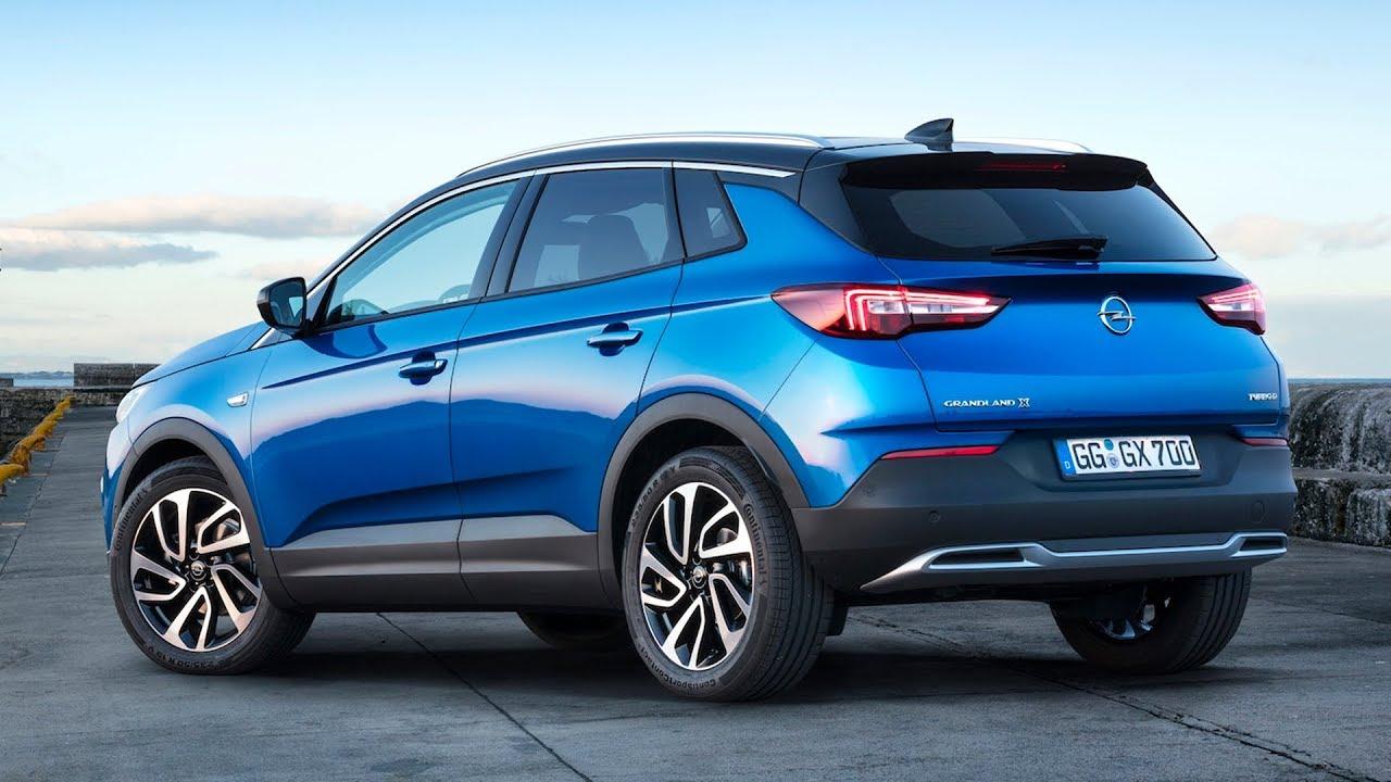 Az Opel autókategóriái