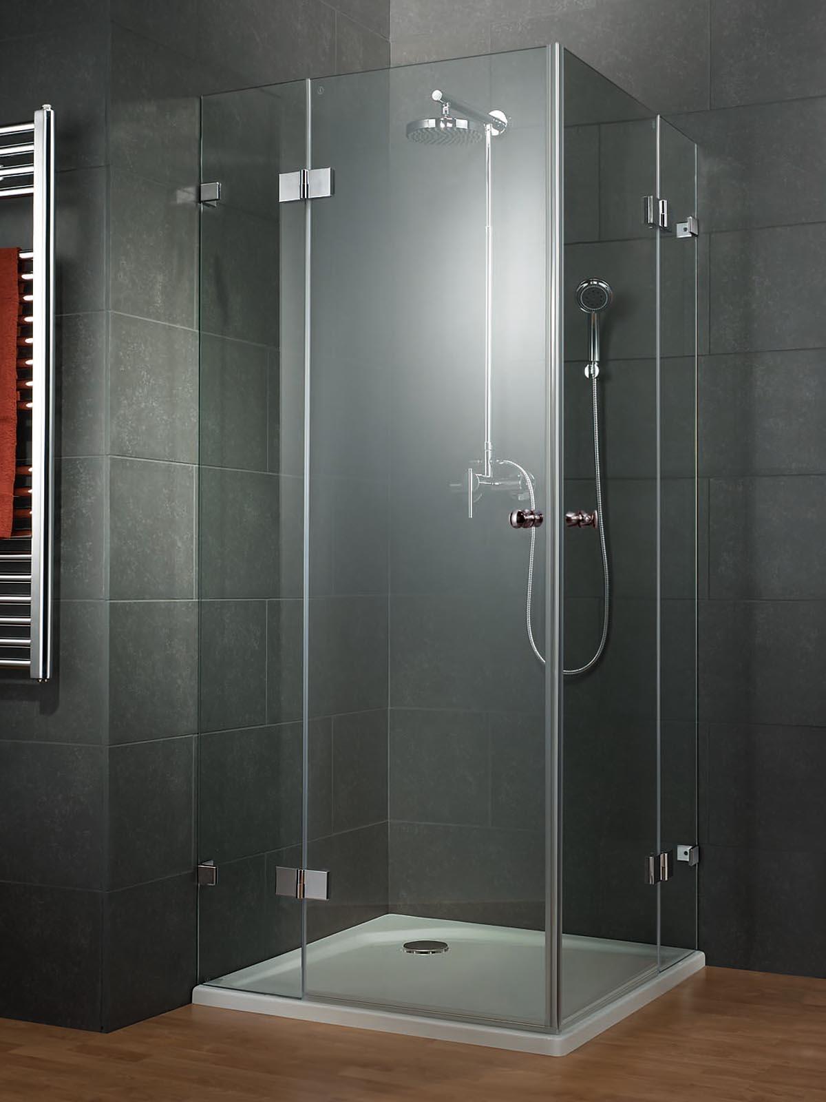 Biztonságos egyedi zuhanykabin bármilyen fürdőszobába!