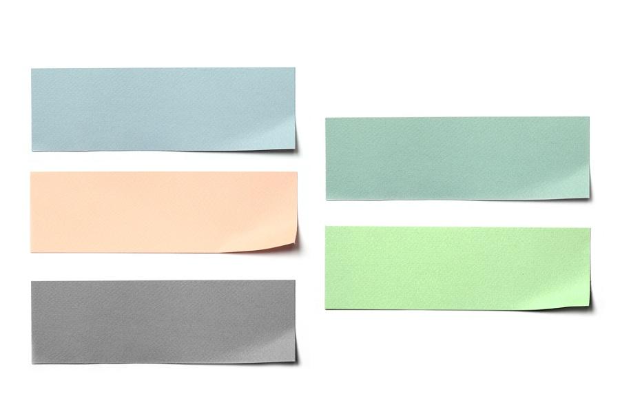 Tegye áttekinthetőbbé az iratokat Herma színes nyomtatható öntapadós etikett címkékkel!