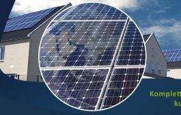 Kisebb ökológiai lábnyom a napelemmel