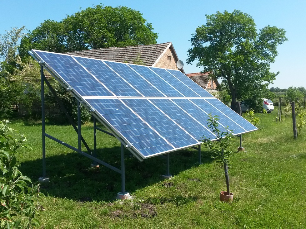 A napelemek rohamos terjedése