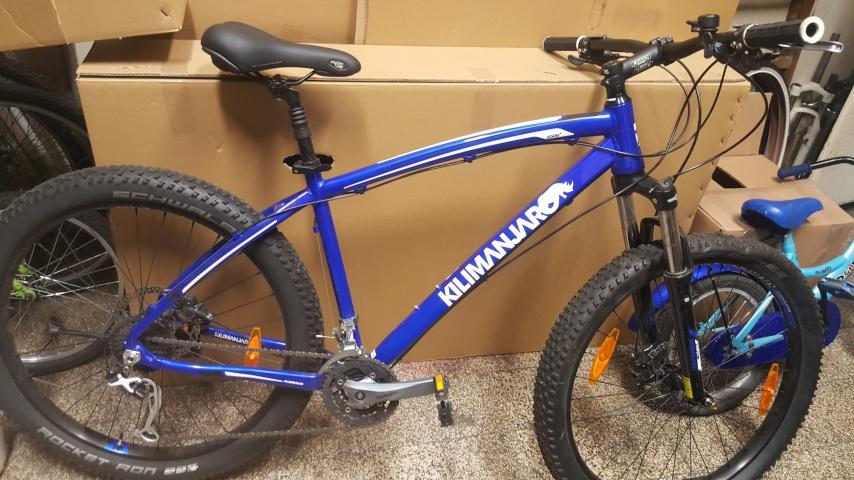 Remek műszaki állapotban lévő kerékpárok