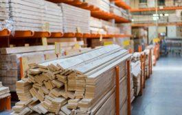 Gyönyörű faanyagok építésekhez