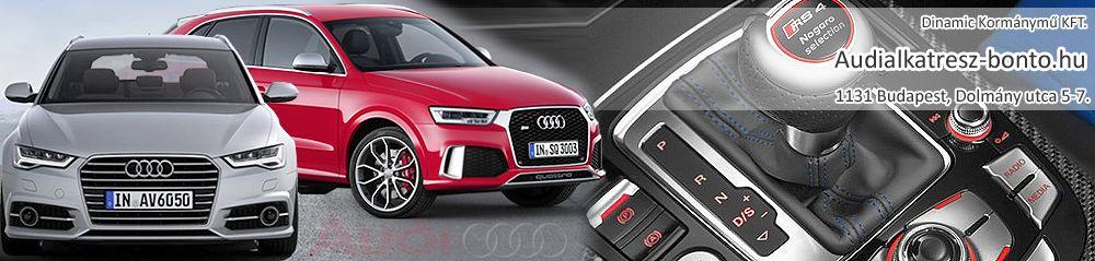 Gyári Audi-alkatrészek bontóból