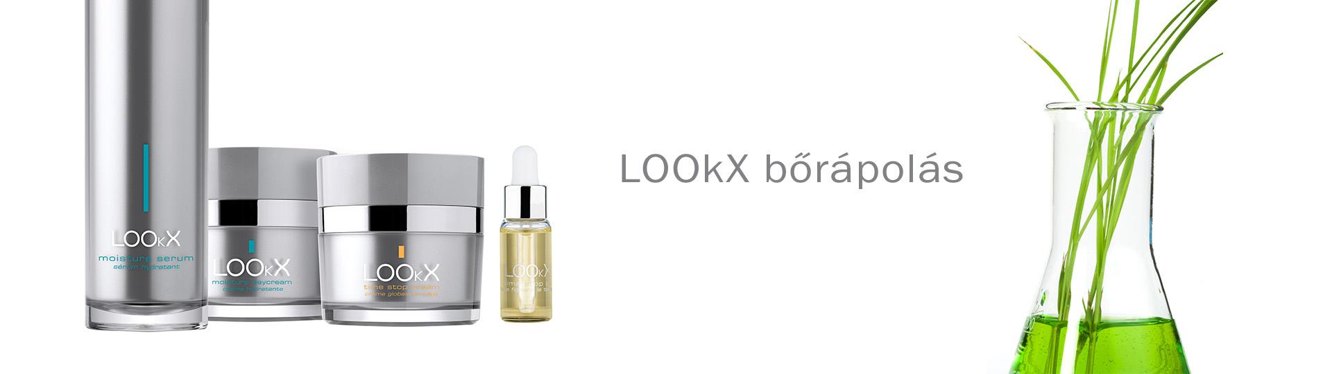 A LOOkX kozmetikumok remek hatóereje
