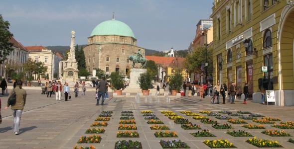 Vesse bele magát Pécs városába!