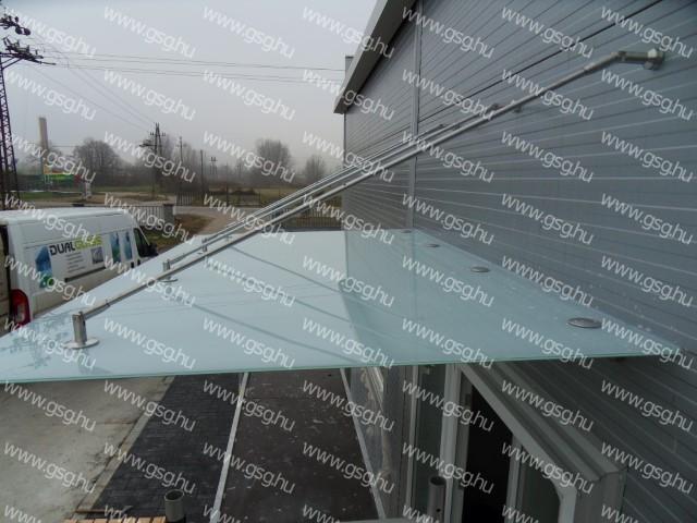 Építészeti üvegmegoldások