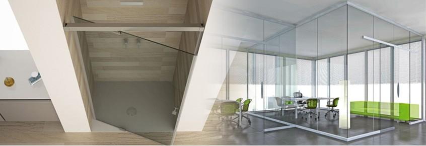 Az üveg és az építészet