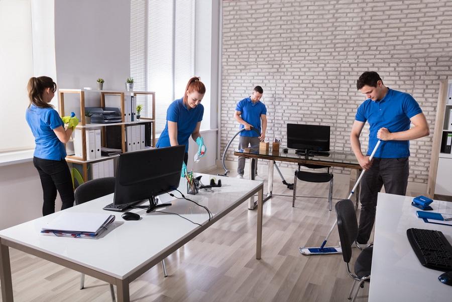 Várja rendezett körülményekkel az ügyfeleket, bízza profikra az irodatakarítást!