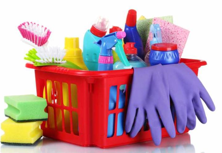 A tisztítószerek választéka
