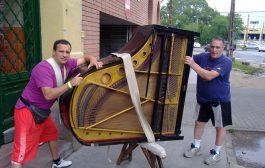 Pianínó szállítás? Hívjon minket!