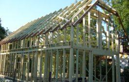 Könnyűszerkezetes házak faszerkezettel