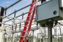 Műanyag toló- és húzóköteles létrák villamosipari tevékenységekhez