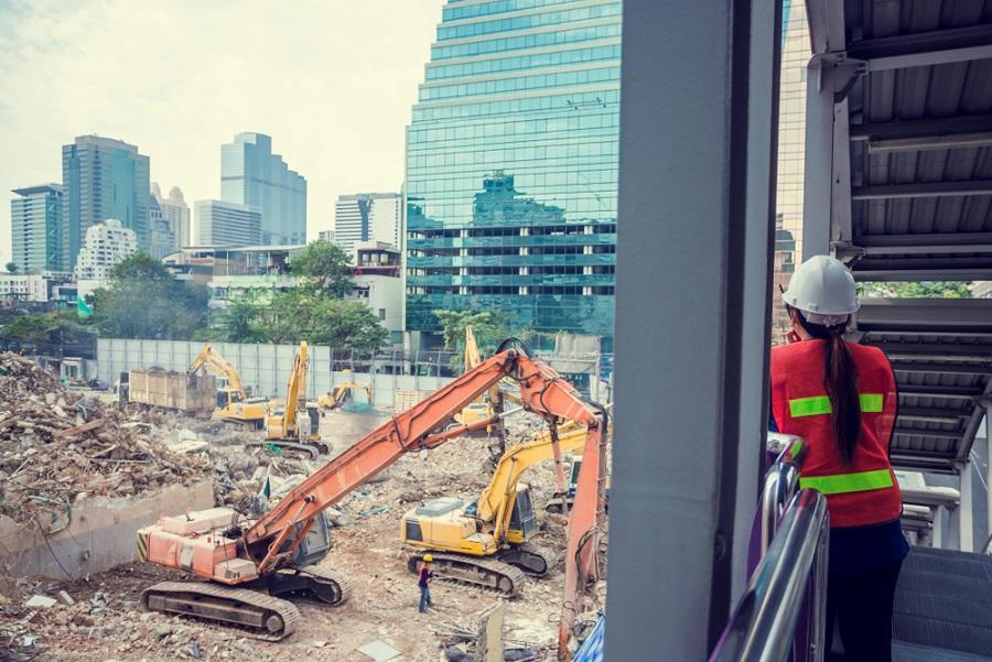 Építmények bontása teljes körű támogatással