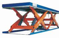 Hidraulikus emelőasztalok a korszerűsítés jegyében