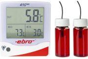 Hűtőhőmérők professzionális kivitelben