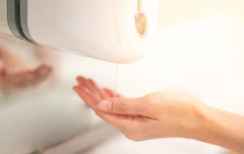 Folyékony szappan adagoló a kulturált körülményekért!